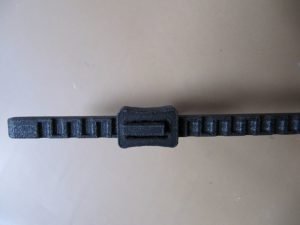 Measure designation on the beam