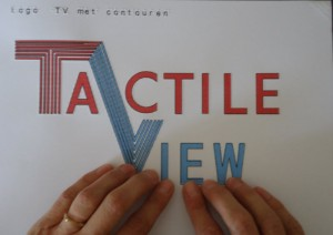 TactileView Logo