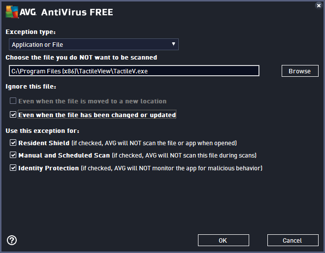 AVG step 4 (screenshot)