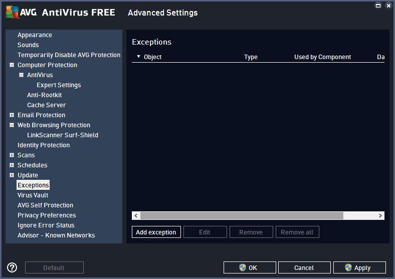 AVG step 2 (screenshot)